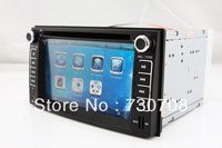 2-Din In Dash Car DVD Player GPS Navigation Navi for Kia Spectra Rondo Carens Magentis Magenta with Audio Radio TV AUX free Map