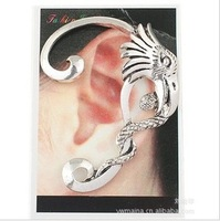 2014 New Fashion Super Cool Jewelry The Eagle&Snake Stud Earrings Women