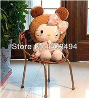Hello kitty PLUSH DOLL 45CM SIZE wholesale dolls 5pcs/lot free shipping
