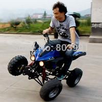 Small KAWASAKI atv 4 full off-road motorcycle beach 110cc four wheel motorcycle