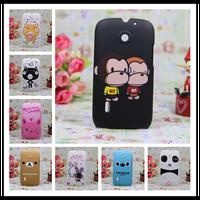 For huawei   u8650 phone case color covers cartoon u8661 t8600 u8660 jelly scrub sets