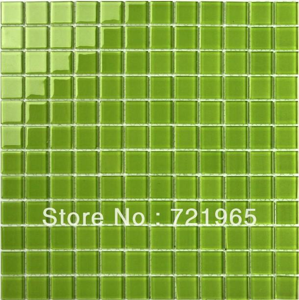 Online kopen wholesale glass tile for bathroom wall uit china glass tile for bathroom wall - Donker mozaieken badkamer ...