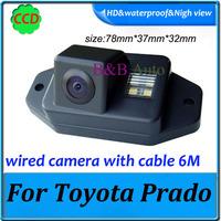 parking backup camera for Toyota Land Cruiser 120 Series Toyota Prado 2700 4000 parking camera HD Car rear view camera