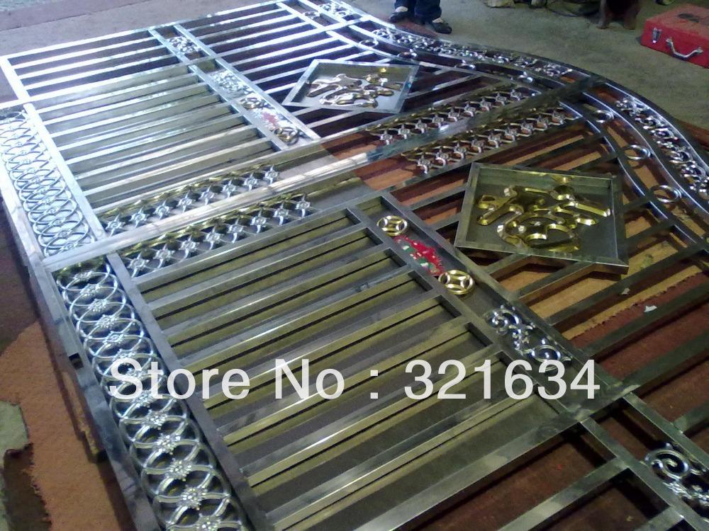 Stainless steel railings(China (Mainland))