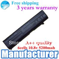 5200mah Laptop Battery For Toshiba PA3465U  Satellite A105 A110 A85 A130 M115 M50 M45 M70 M40 M45  M105 M105 K000031910 PABAS069