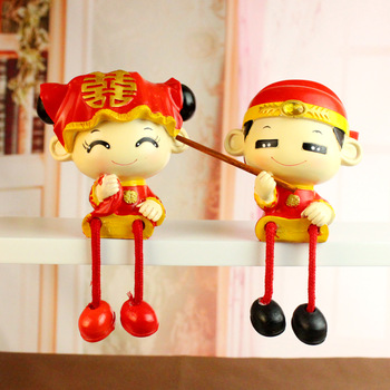 Lovers doll a pair of wedding decoration wedding gift home accessories