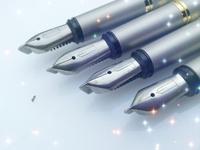 Venus fountain pen calligraphy Arabic pen 45mm 10 pure  FREE shipping