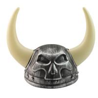 Halloween props horn hat pirate hat cow devil hat helmet  Halloween prop