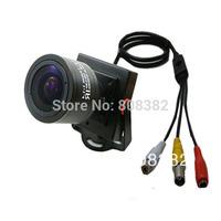 HD 700TVL Effio 960H Sony CCD Mini CCTV Home Security Tiny FPV Audio Mic Camera OSD D-WDR 2.8-12mm Manual Focus Zoom Lens