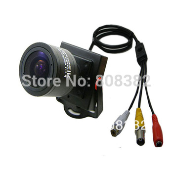 HD 700TVL Effio 960H Sony CCD Mini CCTV Home Security Tiny FPV Audio Mic Camera OSD D-WDR 2.8-12mm Manual Focus Zoom Lens