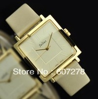 Julius watch female fashion women's watch square fashion ladies watch intellectuality fashion table