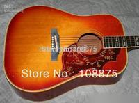 2013 Hot Selling Guitar 6 Strings Electric Guitars Hummingbird Original Vintage Guitar (#GIA0202)100% Excellent Quality