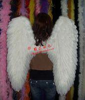 Hot sale Large feather wedding halloweenish dayses cosplay props  Halloween props