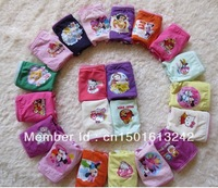 Free shipping!12pcs /lot baby Girls cartoon designs underwears  Kids panties