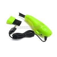 UN2F Useful Convenient USB Mini Vacuum Keyboard Cleaner For PC Laptop New F1