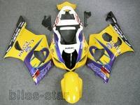 Fits for GSXR1000 K3 03 04 GSXR1000 2003 2004 fairing SZDSXVMXMVXCV