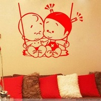 Free Shipping/Wholesale And Retail,New PVC Wall Sticker Wallpaper Home Decor Wall Art Mural/X-60