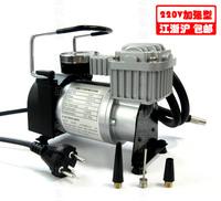 220v household electric air pump car tyre vaporised pump metal air compressors basketball balloon bubble column