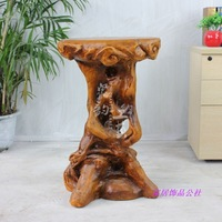 Crafts decoration bonsai water fountain water features feng shui wheel rockery lucky decoration base