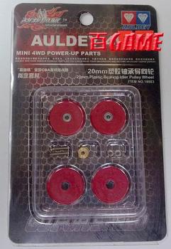 Auldey AUDI 4x4 zero accessories 18mm plastic bearing guide wheel no . 18083