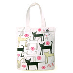 Nk004 mania cat neko cat series handbag shoulder bag fashion handbag canvas women's