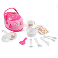 Aimy child toy set rice cooker sooktops tableware baby girl puzzle