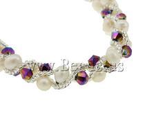 cheap cultured pearl bracelet