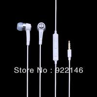 Free Shipping  New Original In-ear Earphones for SAMSUNG I9100/9220/9300/N7100 Black or White