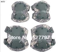 Latest ACU color Tactical X-tak Pad, knee pads & elbow pads set,EVA,TPU,1000Dnylon