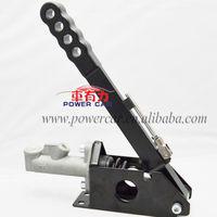 2014 SPECIAL OFFER Master Cylinder Vertical Drift Hydraulic Hand Brake Black racing Handbrake