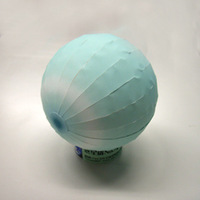 Free shipping 3D paper model Yakuchinone Uranus Space Planet DIY paper model