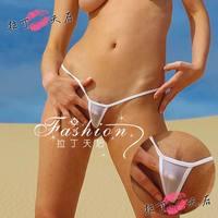Exquisite tulle sexy temptation bikinis t thong fashion women panty underwear free shipping