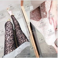 A tout 13 perspectivity coup vintage decorative pattern legging 2