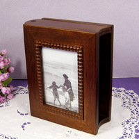 Fashion pj402c2 wooden photo album photo album photo album married birthday