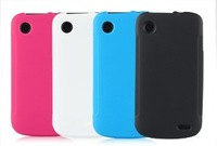 hot selling cell phone case Cheap High Quality Silicon TPU Case For Lenovo a800,drop shipping!