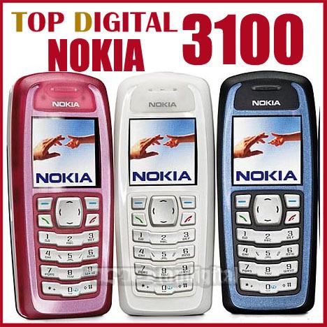 Мобильный телефон 3pcs/nokia 3100 цена