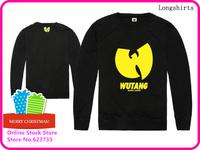 Stock Free Shipping Cheap Brand Wu Tang Long NEW style Wu Tang T shirts Diamond VSVP Trukfit t shirts mix order