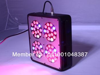 Free Shipping Apollo 4 60*3W 180W LED Grow Light