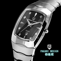 Pagani Design honorable business casual men's watches tungsten steel watches waterproof watches calendar (RS-3201)