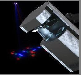 Led double slider scanning light led effect lights led lamp