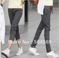 Women's Sport Pants Leasure Hoodies Trousers Fashion Solid Pockets Pencil Pants Leggings Casual Wear PT-052