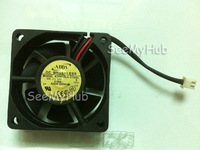Free Shipping For ADDA AD0612LS-C70GL 6020 6CM 12V 0.08A oil cooling fan