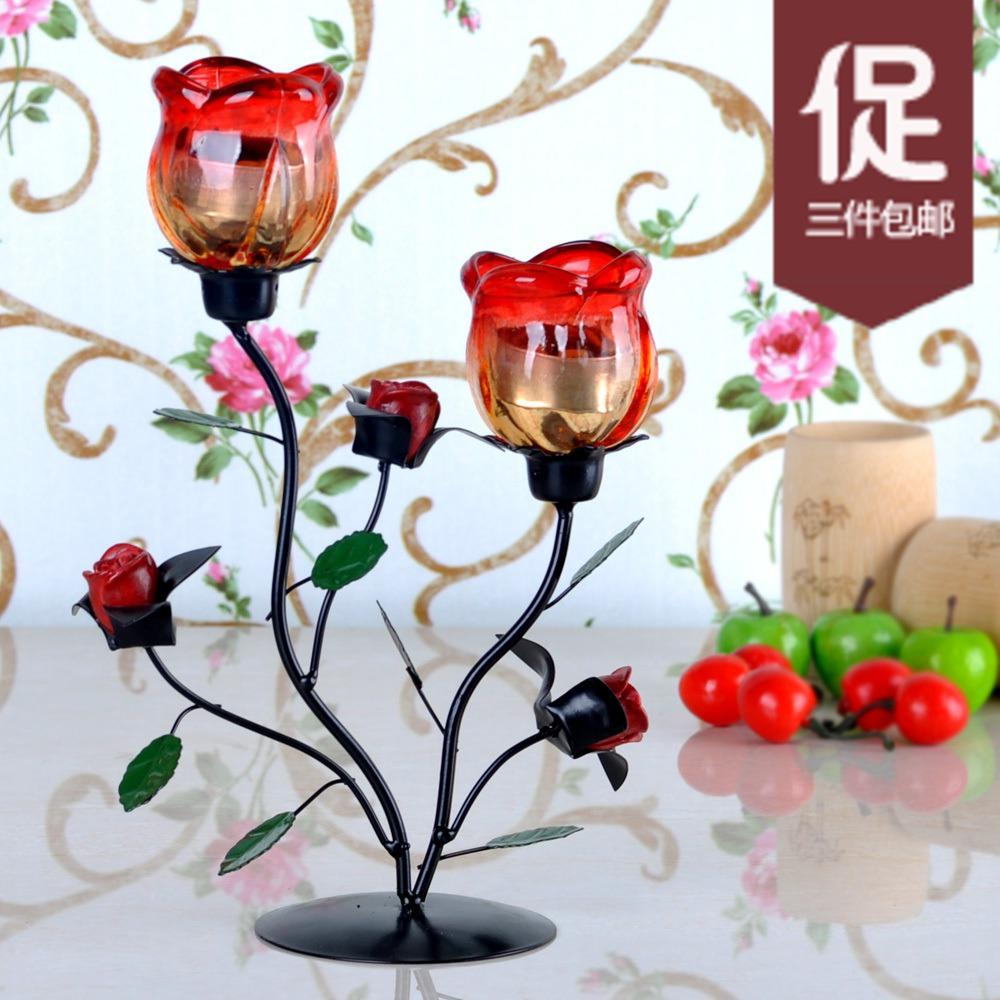 Rose mousse vintage da moda tecnologia decoração de ferro forjado clássico casamento romântico adereços acessórios(China (Mainland))