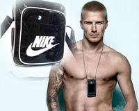 free shipping+ brand international patent leather shoulder bag special sports men women bag