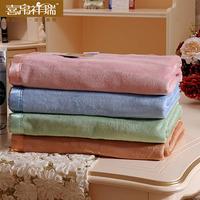 Auspicious 100 mulberry silk blanket cool summer silk brushed blanket thickening summer beauty skin care