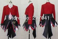 Umineko no Naku Koro Ni Seven sisters of purgatory Halloween Cosplay Costume Custom Free Shipping A0182