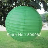 "Free shipping 50pcs 40cm(16"") Chinese round paper lantern wedding lantern festival decoration wholesale"