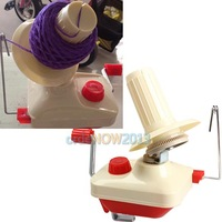O3T# Swift Yarn Fiber String Ball Wool Winder Holder Hand Operated New
