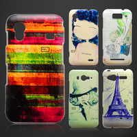 For zte   v955 n880g mobile phone case phone case colored drawing transparent mobile phone protective case