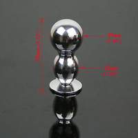 Free Shipping Gourd male female backwoodsmen enema thrombolytic Large backwoodsmen beads
